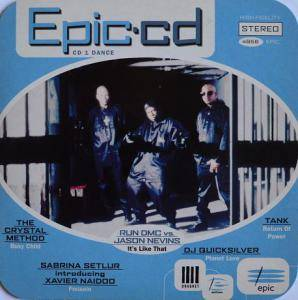 Cover - Van Bellen: Epic CD 4956