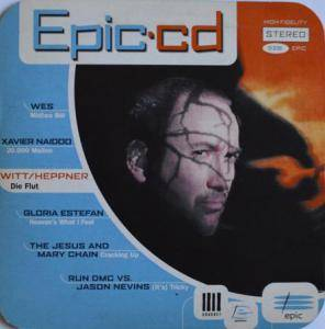 Cover - Toyya: Epic CD 5291