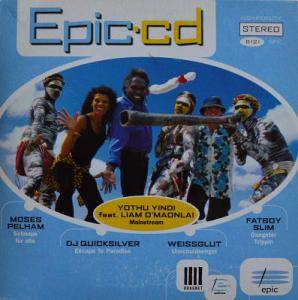 Epic CD 6121 - Cover