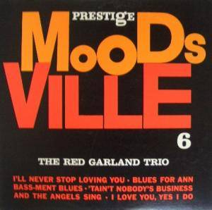 Cover - Red Garland Trio: Red Garland Trio, The