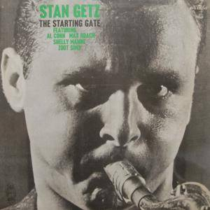 Cover - Stan Getz: Starting Gate, The
