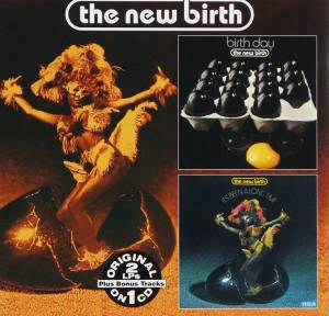 Cover - New Birth: Birth Day & It's Been A Long Time