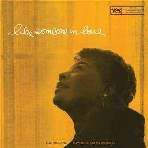 Cover - Ella Fitzgerald: Like Someone In Love