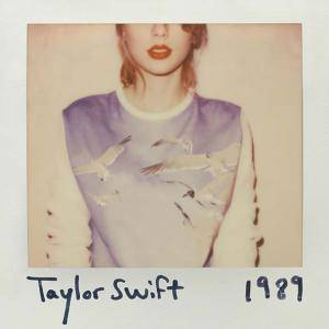 Cover - Taylor Swift: 1989