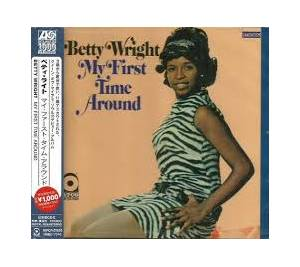 Cover - Betty Wright: My First Time Around