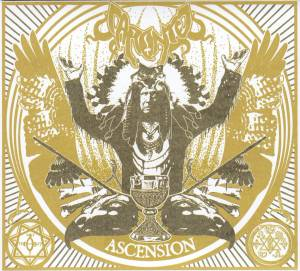 Caronte: Ascension - Cover
