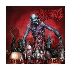 Cover - Putrified J: Devouring Rotten Viscera