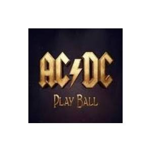 AC/DC: Play Ball - Cover