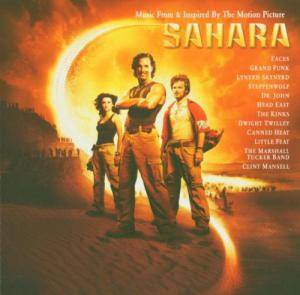 Original Soundtrack Sahara - Cover