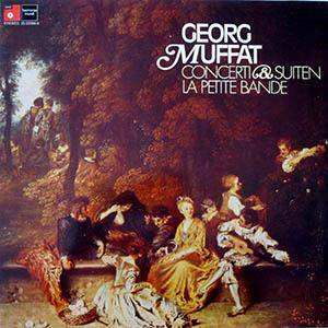 Cover - Georg Muffat: Concerti & Suiten