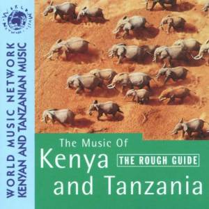 Cover - 'Moheme' Dance Tanzania: Rough Guide To The Music Of Kenya & Tanzania, The