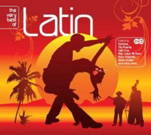 Very Best Of Latin, The - Cover