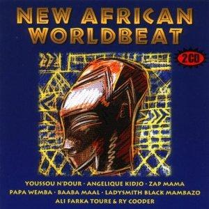 New African Worldbeat - Cover