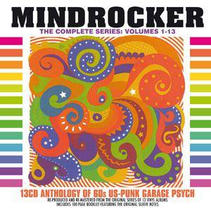 Mindrocker - The Complete Series: 1-13 - Cover