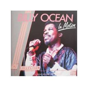 Cover - Billy Ocean: In Motion