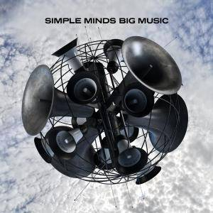 Simple Minds: Big Music - Cover