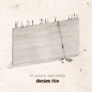 Damien Rice: My Favourite Faded Fantasy - Cover