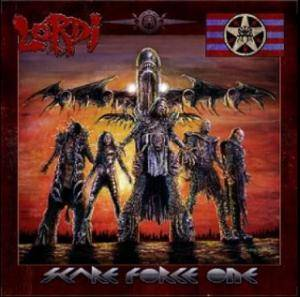 Cover - Lordi: Scare Force One