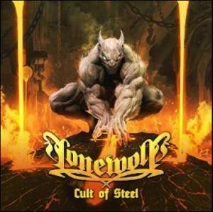 Cover - Lonewolf: Cult Of Steel