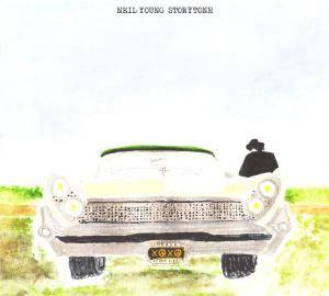 Neil Young: Storytone - Cover
