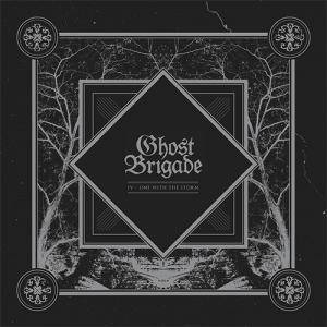 Ghost Brigade: IV - One With The Storm - Cover