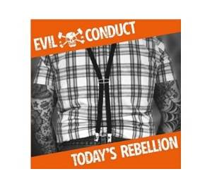Cover - Evil Conduct: Today's Rebellion