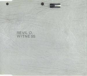 Cover - Revil O.: Witness