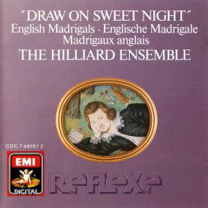 "Cover - Thomas Morley: ""Draw On Sweet Night"" - English Madrigals"