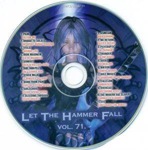 Cover - Artas: Let The Hammer Fall Vol. 71