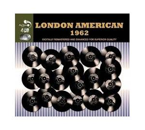 Cover - Richie Barrett: London American 1962