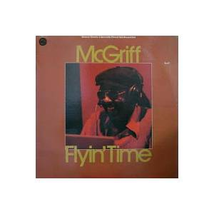 Cover - Jimmy McGriff: Flyin' Time