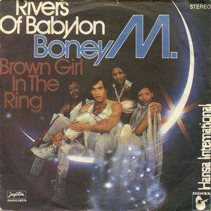 "Boney M.: Rivers Of Babylon (7"") - Bild 1"