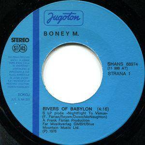 "Boney M.: Rivers Of Babylon (7"") - Bild 3"