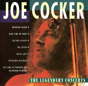 Cover - Joe Cocker: Legendary Concerts, The