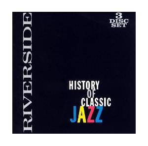 Riverside History Of Classic Jazz - Cover