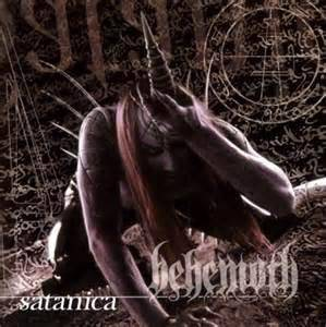 Behemoth: Satanica - Cover