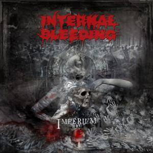 Internal Bleeding: Imperium - Cover