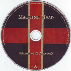 Machine Head: Bloodstone & Diamonds (CD) - Bild 3