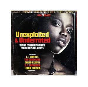 Unexploited & Underrated - Cover