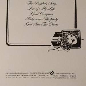Queen: A Night At The Opera (LP) - Bild 2