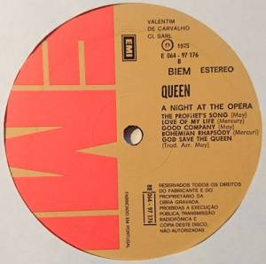Queen: A Night At The Opera (LP) - Bild 5