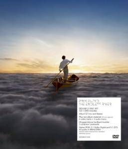 Pink Floyd: The Endless River (CD + DVD) - Bild 1