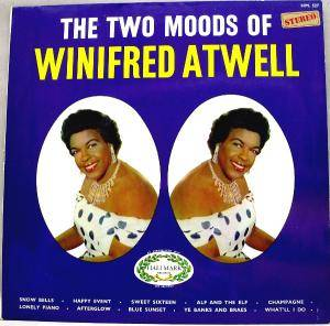 Cover - Winifred Atwell: Two Moods Of Winifred Atwell, The