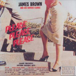 Cover - James Brown: Please Please Please