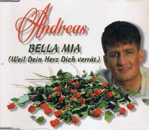 Cover - Andreas: Bella Mia