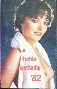 Cover - Joce And The Kazoo Band: Tutta Estate '82, A