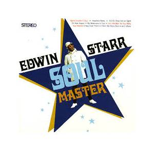 Cover - Edwin Starr: Soul Master