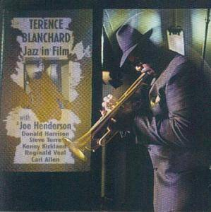 Cover - Terence Blanchard: Jazz In Film