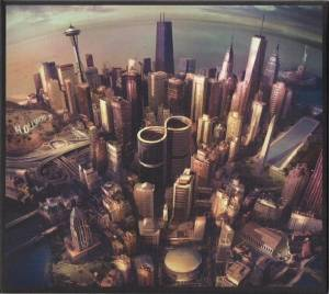 Cover - Foo Fighters: Sonic Highways