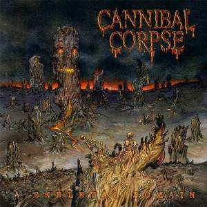 Cannibal Corpse: A Skeletal Domain (CD) - Bild 1